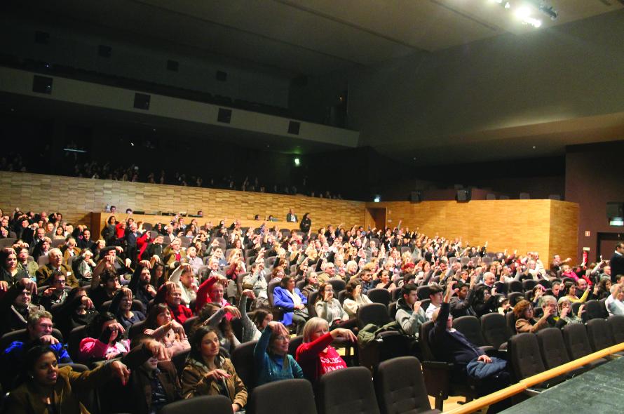 Resultado de imagem para Teatro José Lúcio da Silva