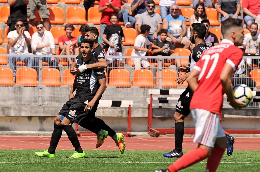 Académico recupera liderança da Segunda Liga