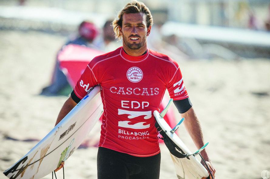 Vasco Ribeiro relegado para a repescagem em Peniche — Surf