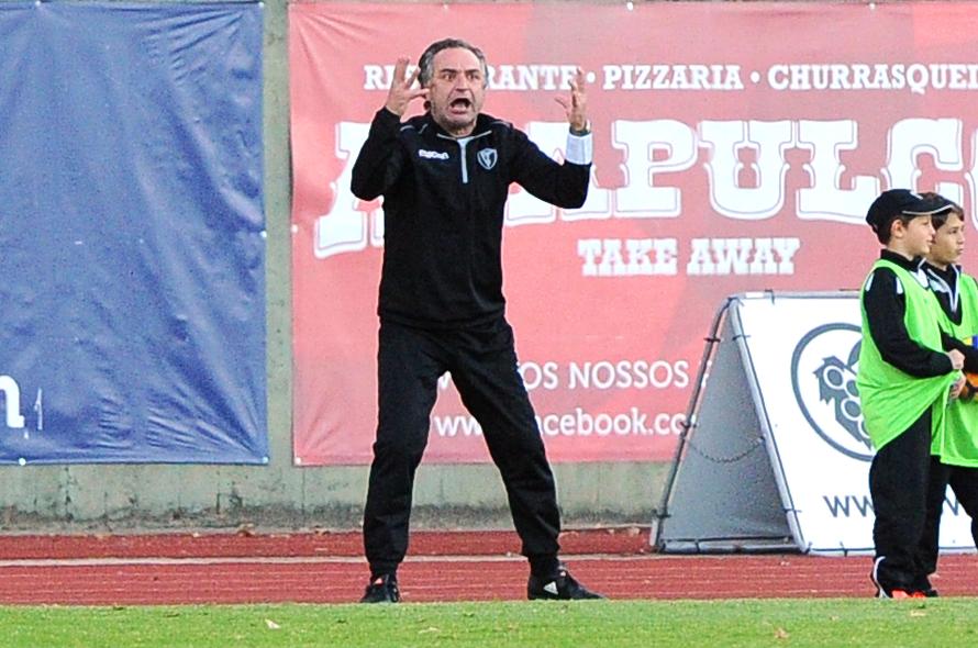 Francisco Chaló é o novo treinador do Leixões